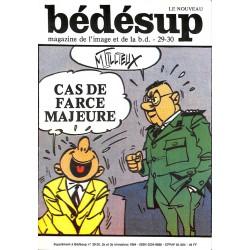 Bandes dessinées Bédésup 29-30 (Tillieux)