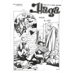 Bandes dessinées Haga 29 Spécial Le Rallic