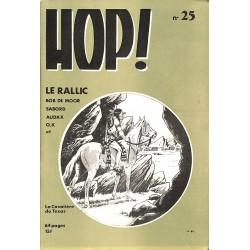 ABAO Bandes dessinées Hop ! 25
