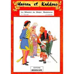 ABAO Bandes dessinées Hassan et Kaddour (Bédéscope) 01