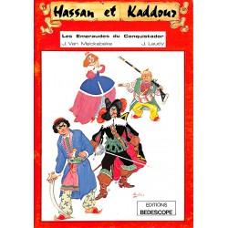 ABAO Bandes dessinées Hassan et Kaddour (Bédéscope) 02