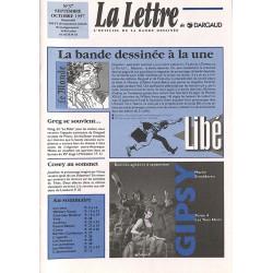 ABAO Bandes dessinées La Lettre 037