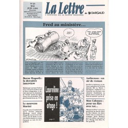 Bandes dessinées La Lettre 029