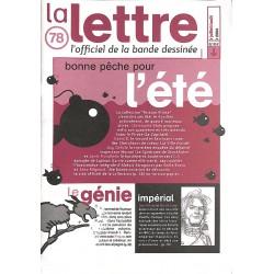 ABAO Bandes dessinées La Lettre 078