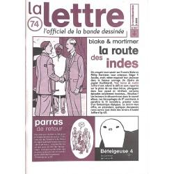 ABAO Bandes dessinées La Lettre 074