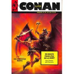ABAO Bandes dessinées Conan (Super - Mon Journal) 20