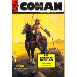 ABAO Bandes dessinées Conan (Super - Mon Journal) 19