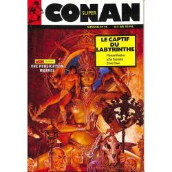 ABAO Bandes dessinées Conan (Super - Mon Journal) 25