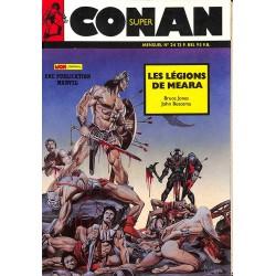 ABAO Bandes dessinées Conan (Super - Mon Journal) 24