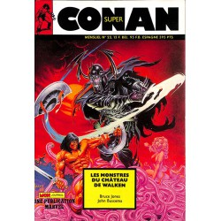 ABAO Bandes dessinées Conan (Super - Mon Journal) 23