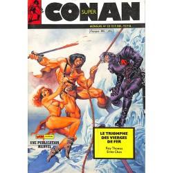 ABAO Bandes dessinées Conan (Super - Mon Journal) 22