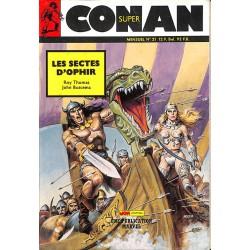 ABAO Bandes dessinées Conan (Super - Mon Journal) 21