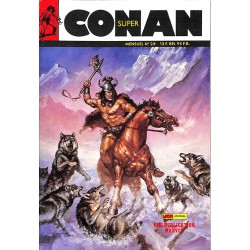 ABAO Bandes dessinées Conan (Super - Mon Journal) 28