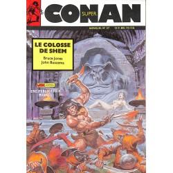 ABAO Bandes dessinées Conan (Super - Mon Journal) 27