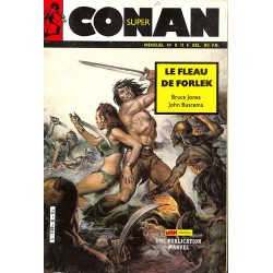 ABAO Bandes dessinées Conan (Super - Mon Journal) 08