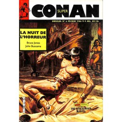 ABAO Bandes dessinées Conan (Super - Mon Journal) 06