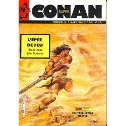 ABAO Bandes dessinées Conan (Super - Mon Journal) 07