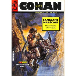 ABAO Bandes dessinées Conan (Super - Mon Journal) 17