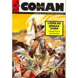 ABAO Bandes dessinées Conan (Super - Mon Journal) 11