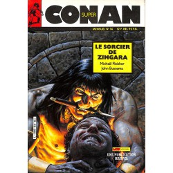 ABAO Bandes dessinées Conan (Super - Mon Journal) 14