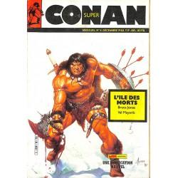 ABAO Bandes dessinées Conan (Super - Mon Journal) 04