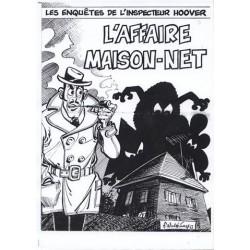 Bandes dessinées Les Enquêtes de l'inspecteur Hoover TL num. & s.