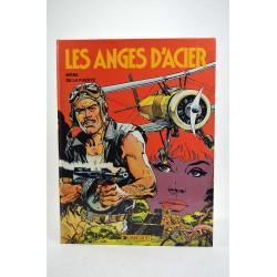 ABAO Bandes dessinées Les Anges d'acier 01