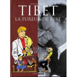 ABAO Bandes dessinées Tibet - La Fureur de rire