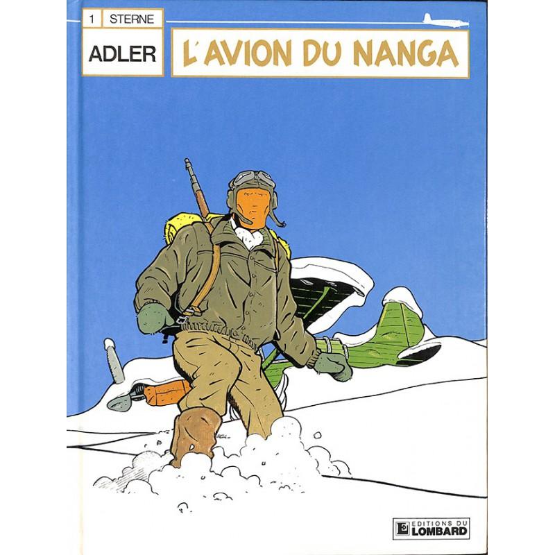 Bandes dessinées Adler 01