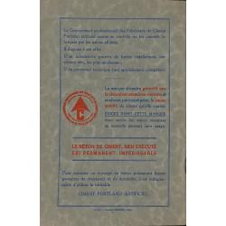 ABAO 1900- Poulaillers et clapiers modernes en béton.