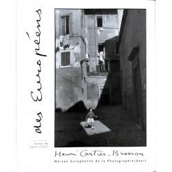 ABAO 1900- [Cartier-Bresson (Henri)] Clair (Jean) - Des européens.