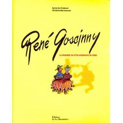 Bandes dessinées [Goscinny (René)] Chatenet (Aymar du) et Marmonnier (Christian) - René Goscinny.