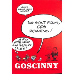 Bandes dessinées [Goscinny (René)] Guillot (Caroline) et Andrieu (Olivier) - Goscinny.
