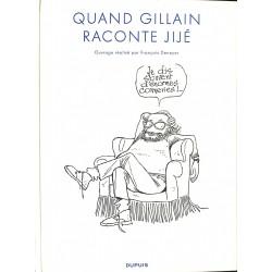 ABAO Bandes dessinées [Jijé] Deneyer (François) - Quand Gillain raconte Jijé.