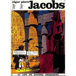 ABAO Bandes dessinées [Jacobs (Edgar Pierre)] Jacobs, 30 ans de bandes dessinées.