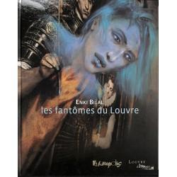 ABAO Bandes dessinées Les Fantômes du Louvre.