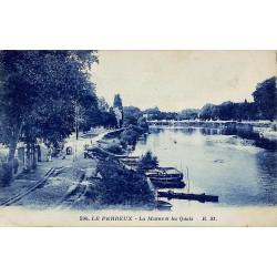 ABAO 94 - Val-de-Marne [94] Le Perreux - La Marne et les Quais.