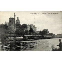 72 - Sarthe [72] Solesmes - Ancienne Abbaye des Bénédictins.