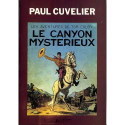 ABAO Bandes dessinées Le Canyon mystérieux, les aventures de Tom Colby.