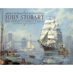 ABAO 1900- [Stobart (John)] Davis (Robert P.) et Stobart (John) - American maritime painting of John Stobart.
