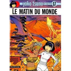 ABAO Bandes dessinées Yoko Tsuno 17