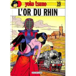 ABAO Bandes dessinées Yoko Tsuno 19