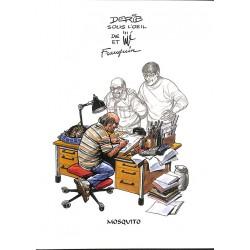 Bandes dessinées [Derib] Derib sous l'oeil de Jijé et Franquin