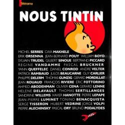 ABAO Bandes dessinées [Hergé] Nous Tintin