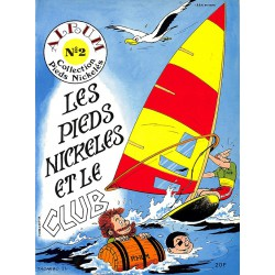 Bandes dessinées Les Pieds Nickelés (SPE-Ventillard) 02