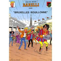 ABAO Bandes dessinées Barelli HS Bruxelles bouillonne