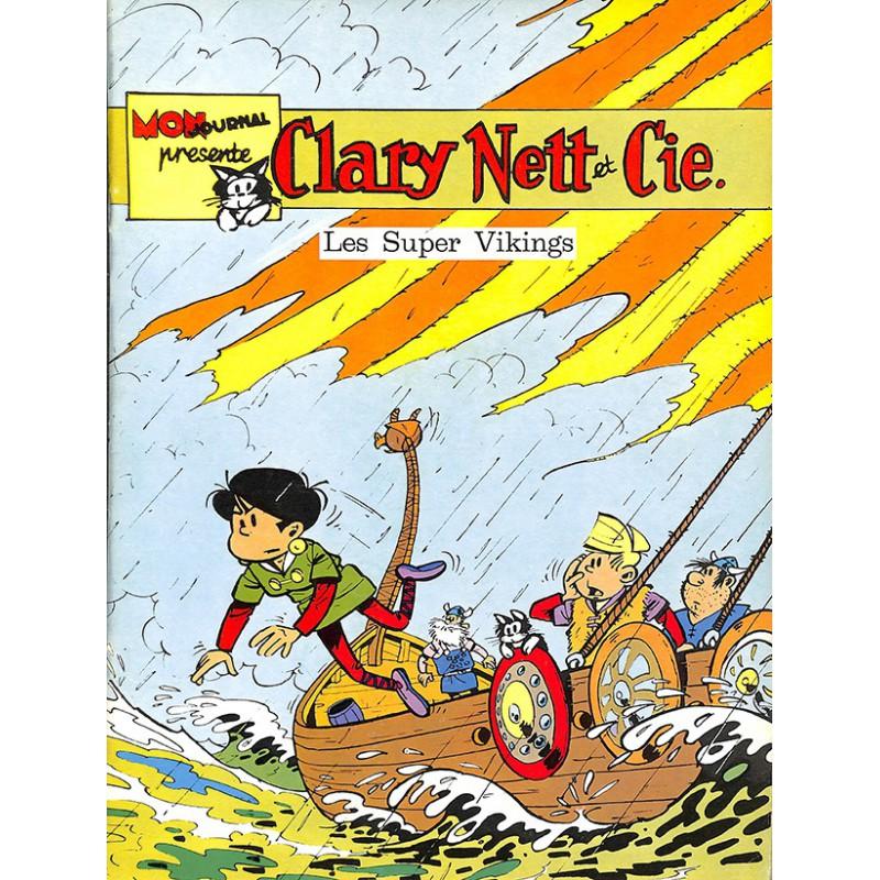 ABAO Bandes dessinées Clary Nett et cie 02