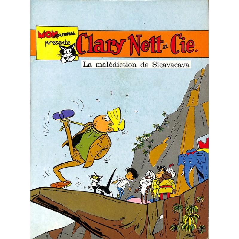 ABAO Bandes dessinées Clary Nett et cie 04