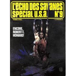 Bandes dessinées L'Echo des Savanes Spécial U.S.A. 09