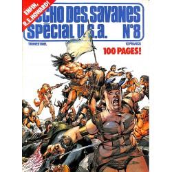 Bandes dessinées L'Echo des Savanes Spécial U.S.A. 08